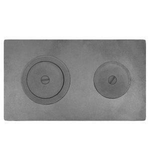 Чугунные плиты 710х410